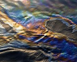 oil slick